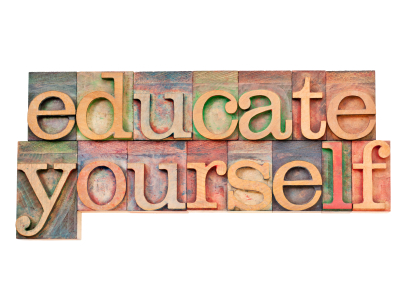 educate yourself :: Intention, Purpose and Passion